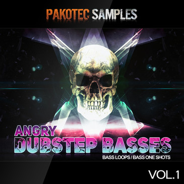 Angry Dubstep Basses Vol 1