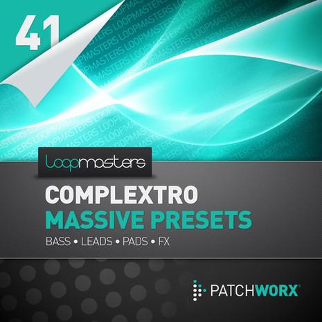 Patchworx 41: Complextro Massive Presets