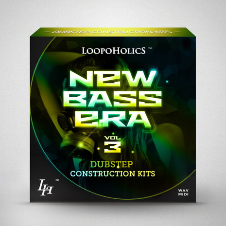 New Bass Era Vol 3: Dubstep Construction Kits