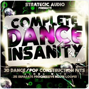 Complete Dance Insanity