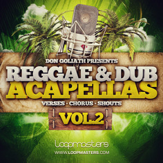 Don Goliath: Reggae & Dub Acapellas Vol 2