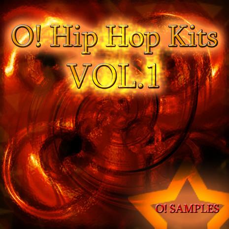 O! Hip Hop Kits Vol 1