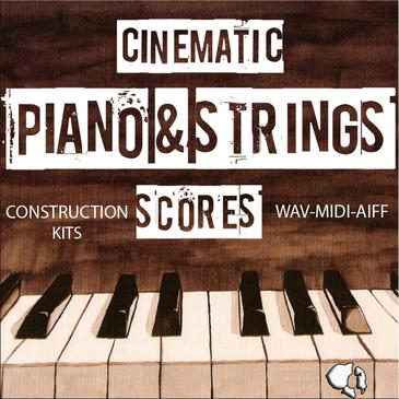 Cinematic Piano & Strings Scores