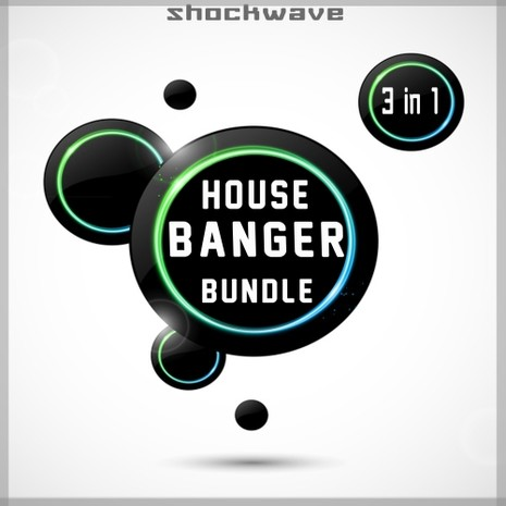 House Banger Bundle (Vols 1-3)