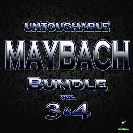 Untouchable Maybach Bundle (Vols 3 & 4)