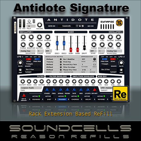 Antidote Signature For Reason