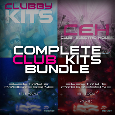 Complete Club Kits Bundle