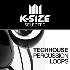 Tech House Percussion Loops