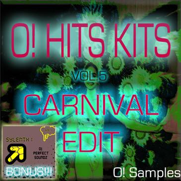 O! Hits Kits Carnival Edition & Bonus Vol 5