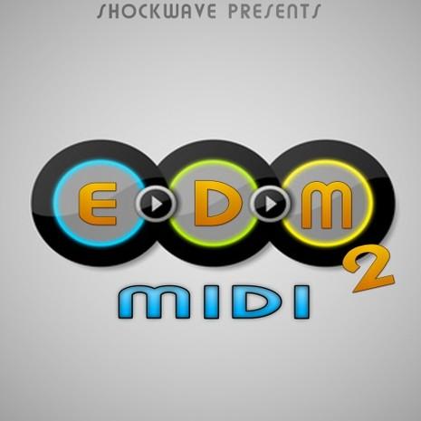 EDM MIDI Vol 2