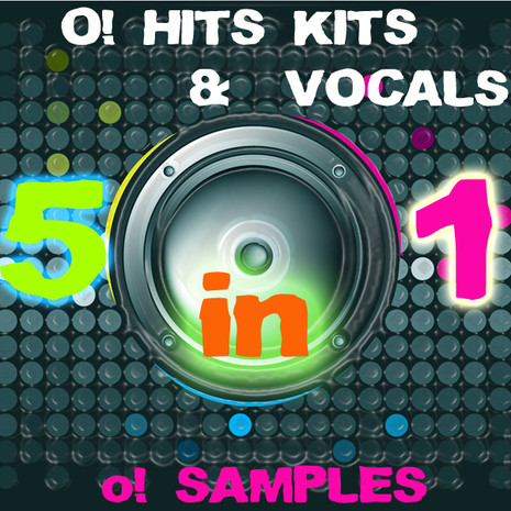 O! Hits Kits & Vocals 5-In-1
