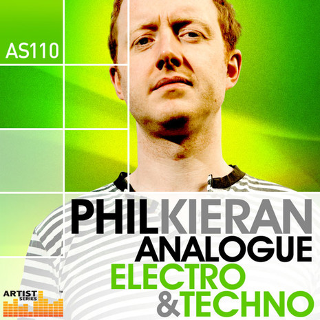 Phil Kieran: Analogue Electro & Techno