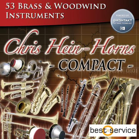 Chris Hein: Horns Compact