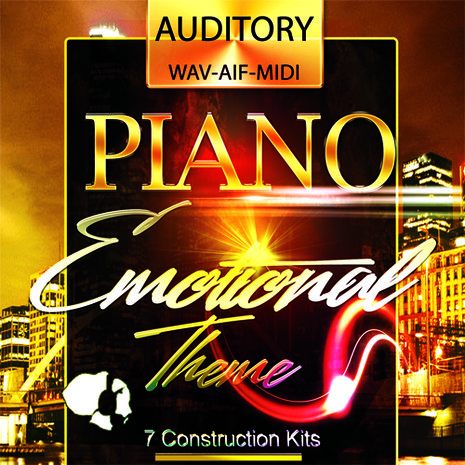 Piano: Emotional Theme