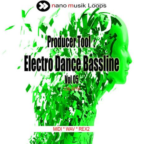 Producer Tool: Electro Dance Bassline Vol 5