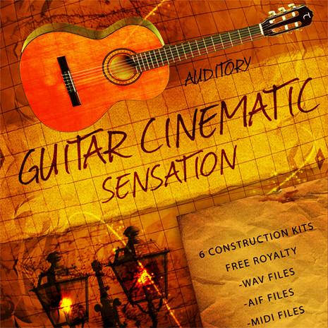 Guitar: Cinematic Sensation
