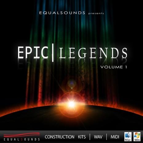 Epic Legends Vol 1