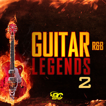 R&B Guitar Legends 2