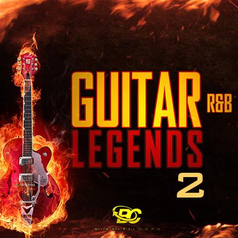 R&B Guitar Legends 2