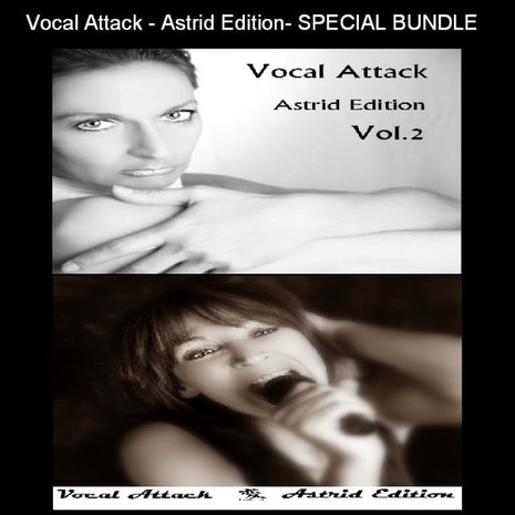 Vocal Attack: Astrid Edition Bundle