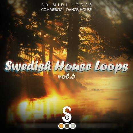 Swedish House Loops Vol 6