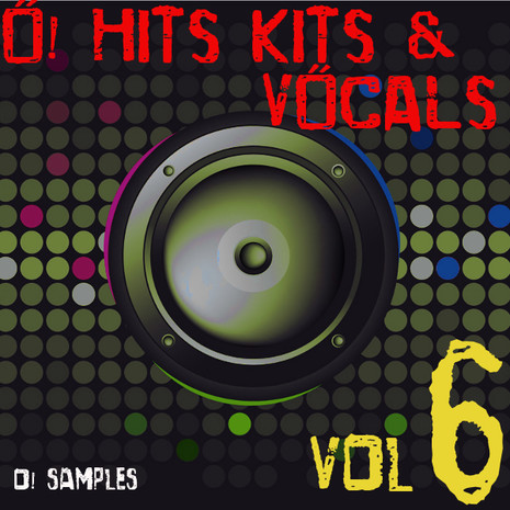 O! Hits Kits & Vocals Vol 6