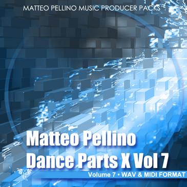 Dance Parts X Vol 7