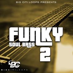 Funky Soul Bass 2