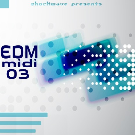 EDM MIDI Vol 3