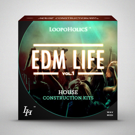EDM Life Vol 1: House Construction Kits