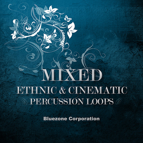 Mixed Ethnic & Cinematic Percussion Loops