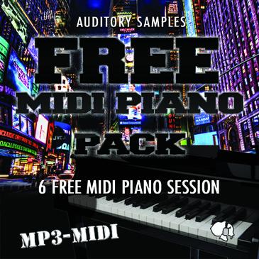 Download Auditory Free MIDI Grand Piano | ProducerLoops com