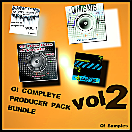 O! Complete Producer Pack Bundle Vol 2
