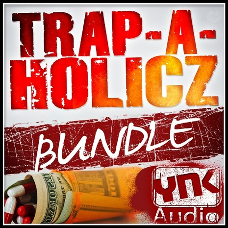 Trap-A-Holicz Bundle (Vols 1-3)