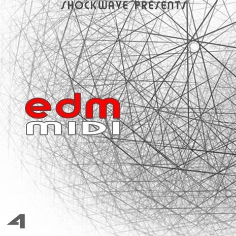 EDM MIDI Vol 4