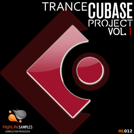 HighLife Cubase Trance Project Vol 1