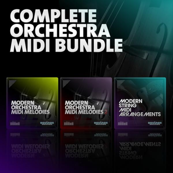 Complete Orchestra MIDI Bundle
