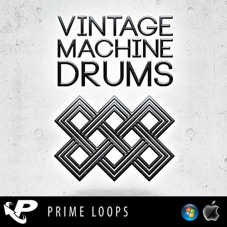 Vintage Machine Drums
