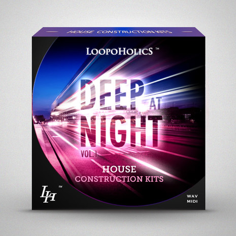 Deep At Night Vol 1: House Construction Kits