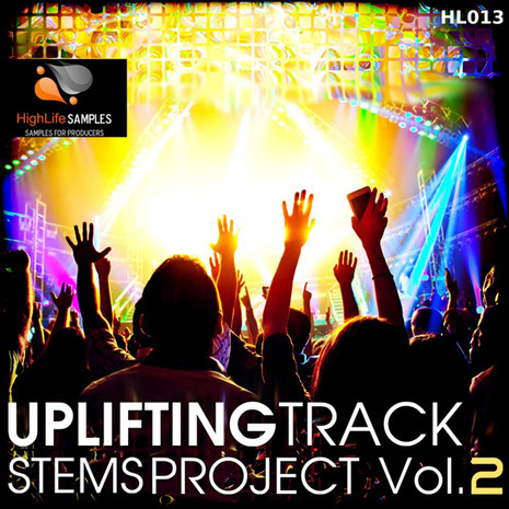 Uplifting Track Stems Project Vol 2