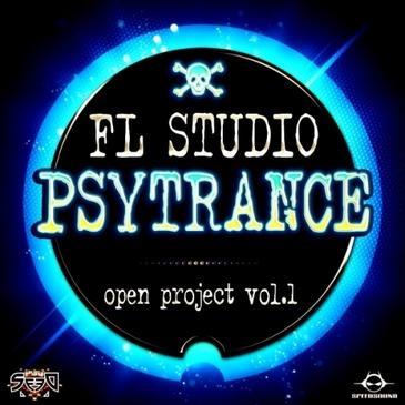 FL Studio: Psytrance Open Project Vol 1