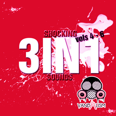 Shocking Sounds 3-in-1 (Vols 4-6)