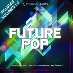 Future Pop Bundle (Vols 1-3)