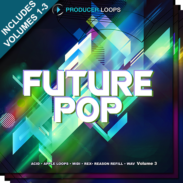 Future Pop Bundle (Vols 1-3)