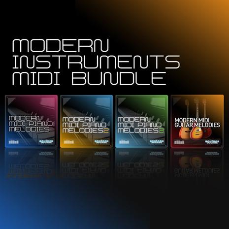 Modern Instruments MIDI Bundle