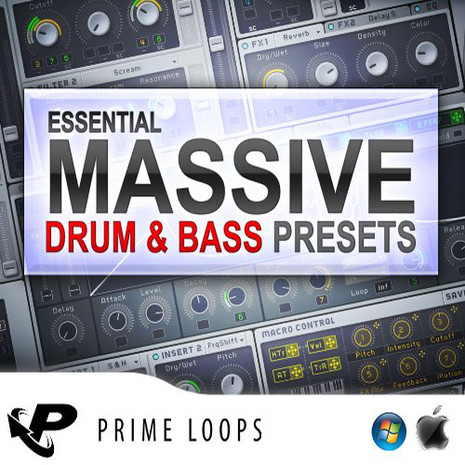 Essential D&B Presets For Massive