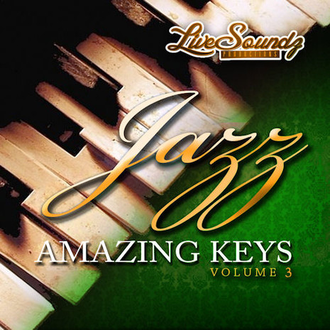 Jazz Amazing Keys Vol 3