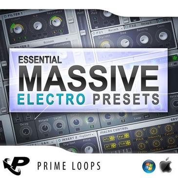 Essential Electro Presets For Massive