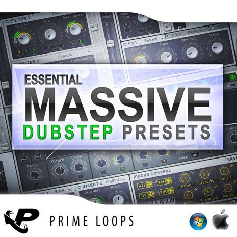 Essential Dubstep Presets For Massive
