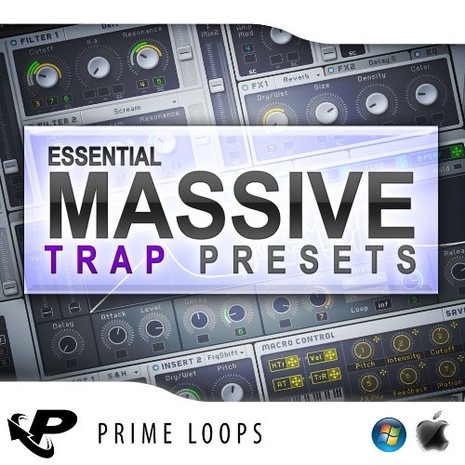 Essential Trap Presets For Massive